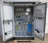 Schaltschrank mit Touchpanel und S7-1500